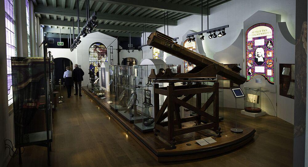 Museum Boerhaave Room 4 University of Leiden