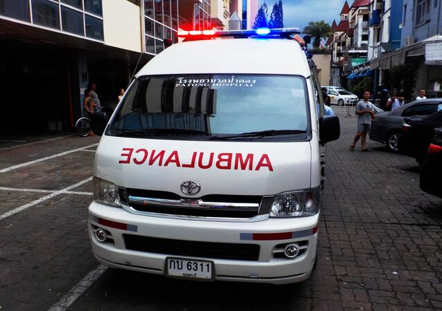 Thailand Ambulance