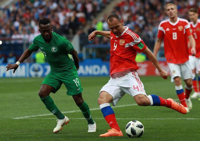 FIFA World Cup 2018 Group Stage, Russia - Saudi Arabia