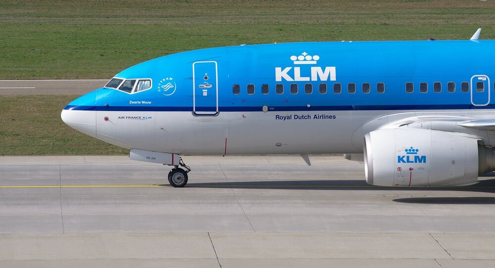 KLM Royal Dutch Airlines aircraft