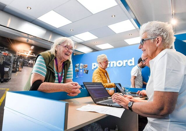 Sweden's state-owned post operator PostNord