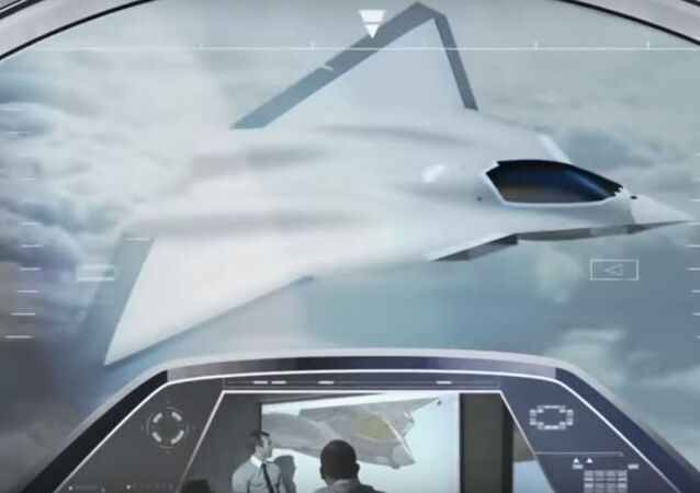 Dassault fighter