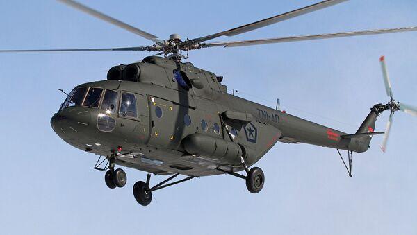 Mi-17 - Sputnik International