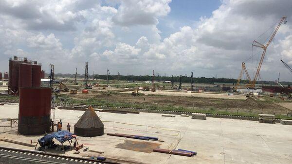 2nd Nucler Plant Site, Rooppur, Bangladesh - Sputnik International