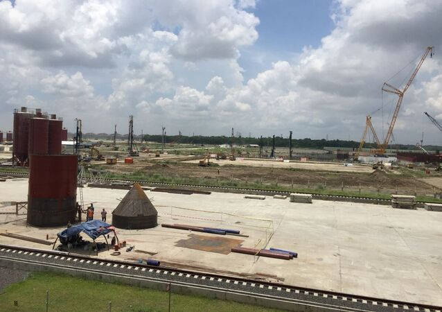 2nd Nucler Plant Site, Rooppur, Bangladesh