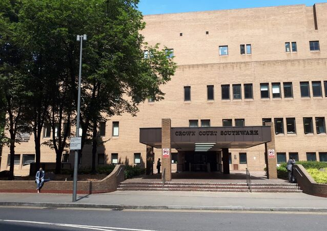 Asplin, Kearns and Jones were sentenced at Southwark Crown Court (pictured) on Friday July 13
