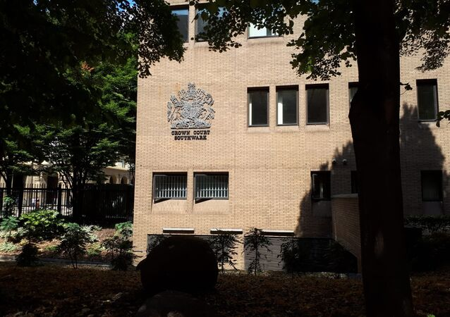 Asplin, Kearns and Jones were sentenced at Southwark Crown Court (pictured)