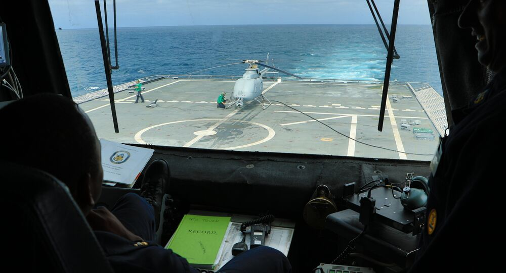 MQ-8C Fire Scout Initial Operational Test and Evaluation Complete