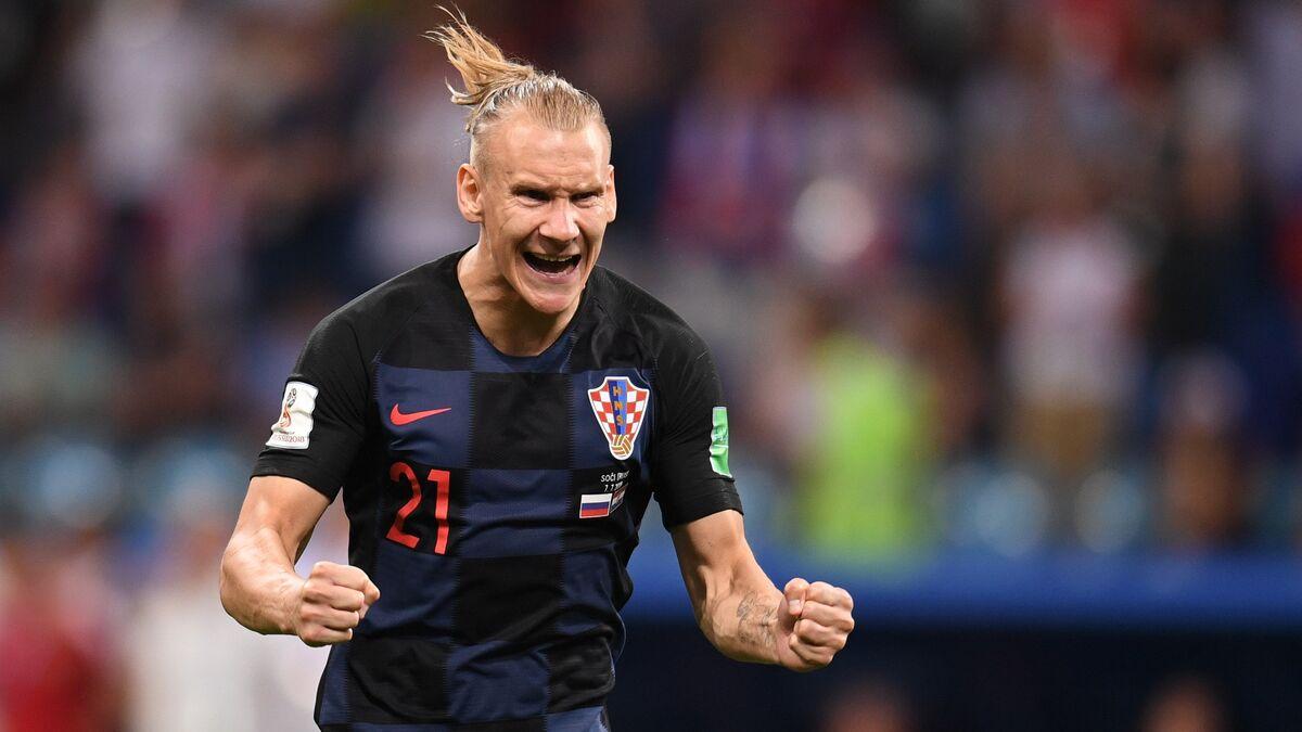 Croatia Defender Vida Escapes FIFA Sanctions for Yelling 'Glory to Ukraine' - Sputnik International
