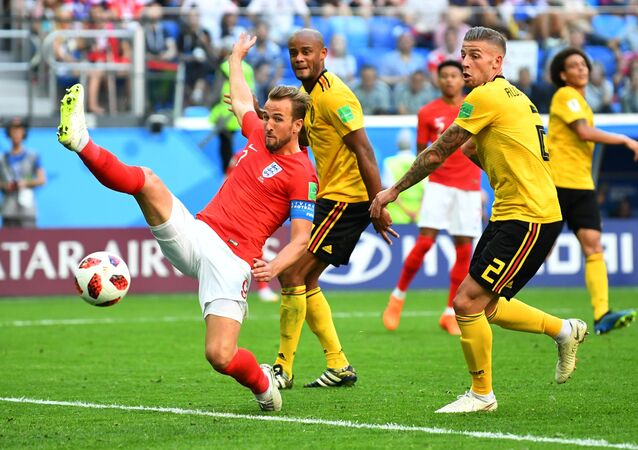 Soccer Football - World Cup - Third Place Play Off - Belgium v England - Saint Petersburg Stadium, Saint Petersburg, Russia - July 14, 2018