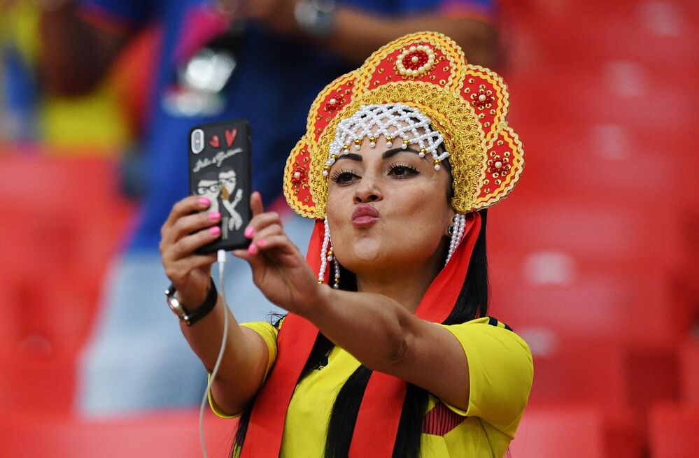 Most Beautiful Female Fans That Made World Cup Shine Even Brighter