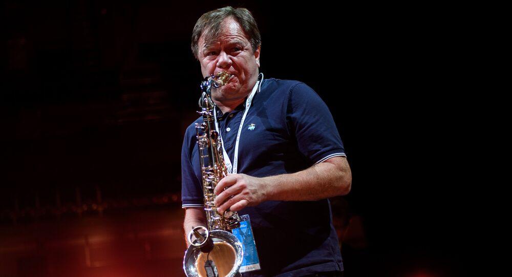 Musician Igor Butman