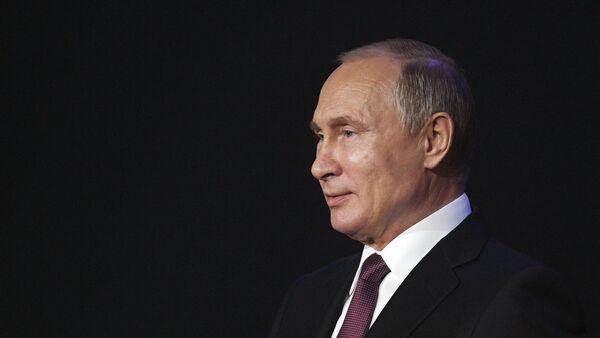 Russlands President Vladimir Putin (File Photo). - Sputnik International