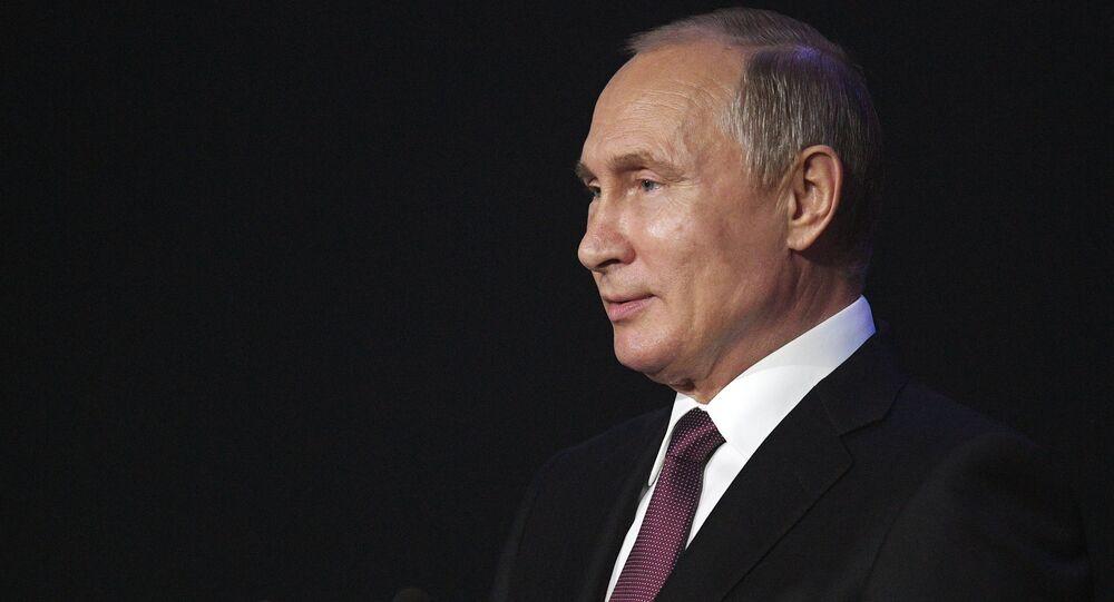 Russian President Vladimir Putin (File Photo).