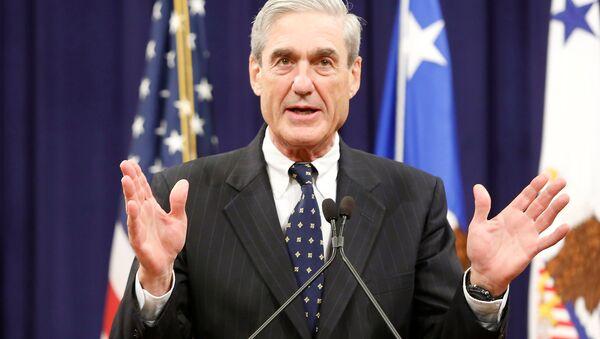 Exdirector del FBI, Robert Mueller - Sputnik International