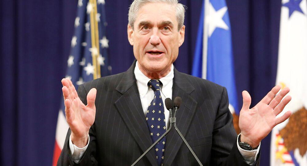 Exdirector del FBI, Robert Mueller