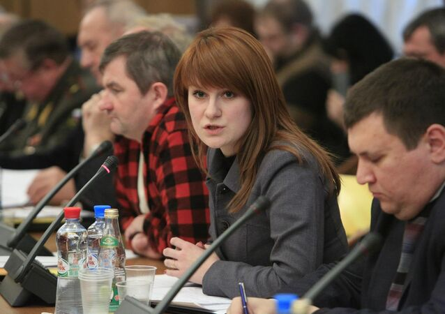 Russian activist Mariia Butina was arrested Sunday, July 15 by the FBI on charges of being an unregistered agent.
