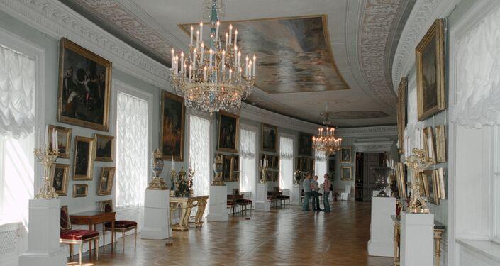 Pavlovsk Palace, in the region of St. Petersburg