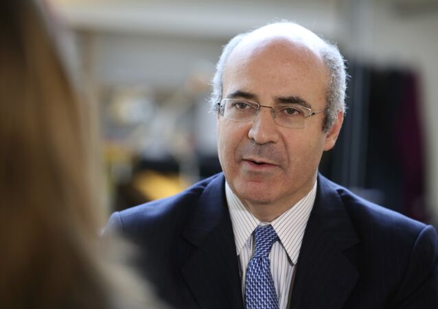 William Browder, jefe del fondo de inversión británico Hermitage Capital