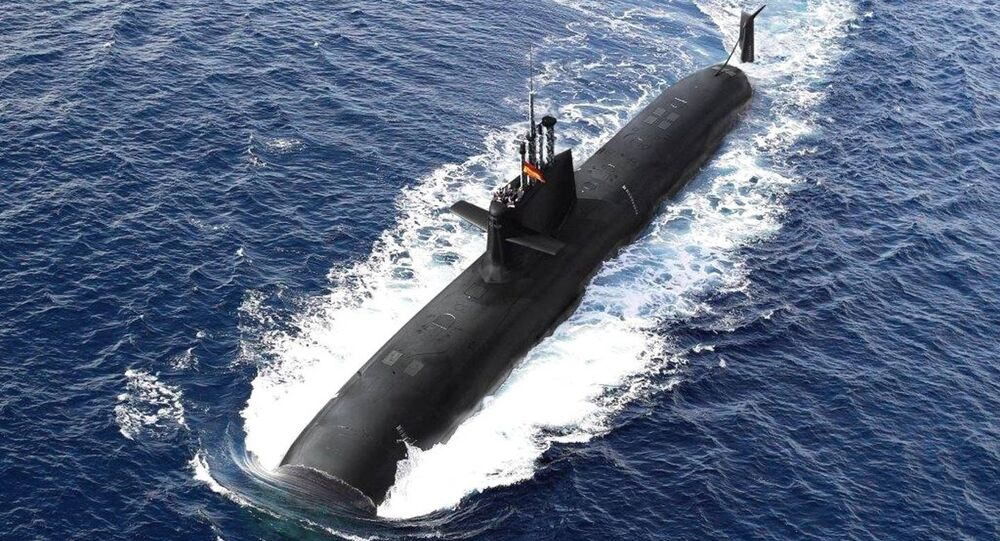 SSK S-80 Class Submarine