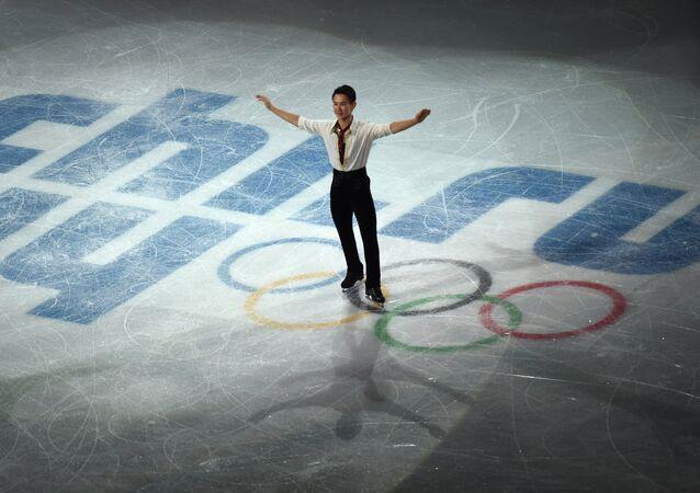 Winter Olympic Games 2014, Figure Skating, Denis Ten