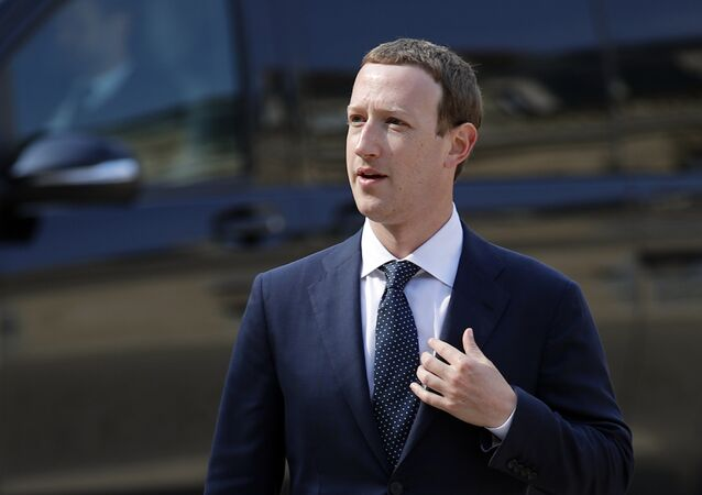 Facebook's CEO Mark Zuckerberg, arrives to meet France's President Emmanuel Macron after the Tech for Good Summit at the Elysee Palace in Paris, Wednesday, May 23, 2018. French President Emmanuel Macron seeks to persuade Facebook CEO Mark Zuckerberg and other internet giants to discuss tax and data protection issues at a Paris meeting set to focus on how they could use their global influence for the public good