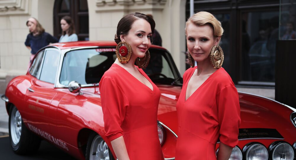 From USSR With Love: Vintage Cars on Display in Moscow