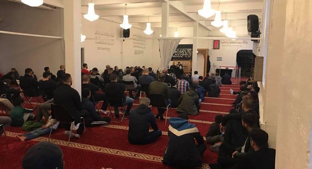 Masjid Al-Faruq mosque in Copenhagen