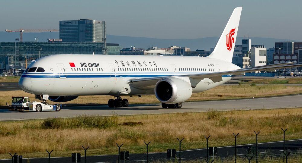 Air China Boeing 787-9