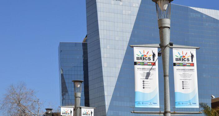 10th BRICS summit in Johannesburg, South Africa