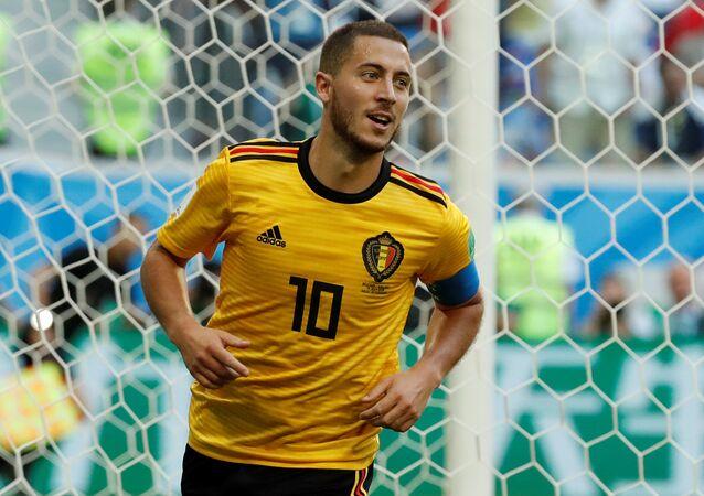 Eden Hazard. File photo