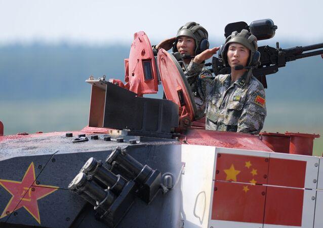 Clash of the Metal Monoliths: Tank Biathlon Starts at International Army Games