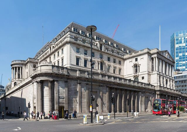Bank of England Building, London