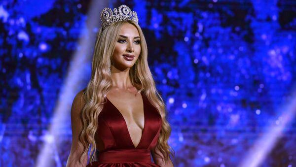 Beauties Compete for Golden Crown of Miss CIS 2018 - Sputnik International