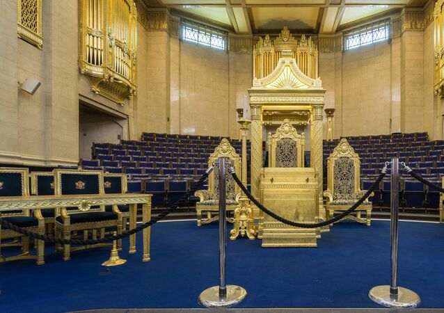 Grand Temple, Freemasons' Hall
