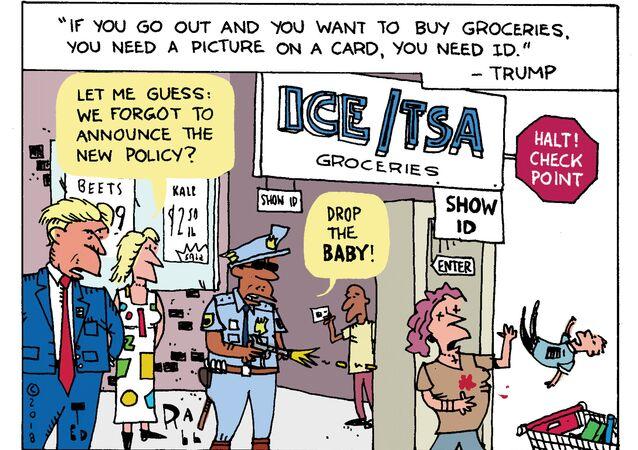 Alternative Facts Meet Grocery Fraud