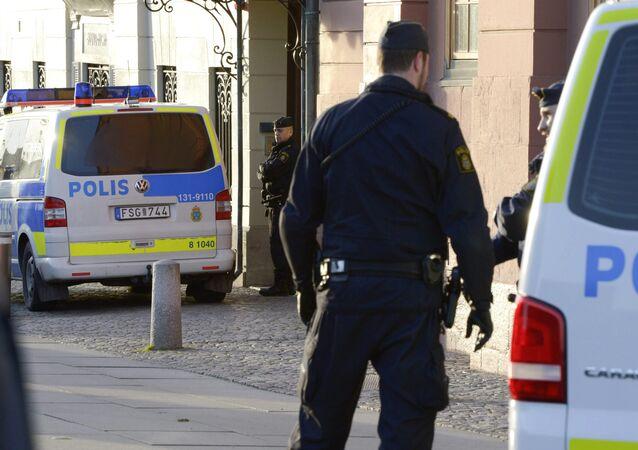 Swedish police (File)
