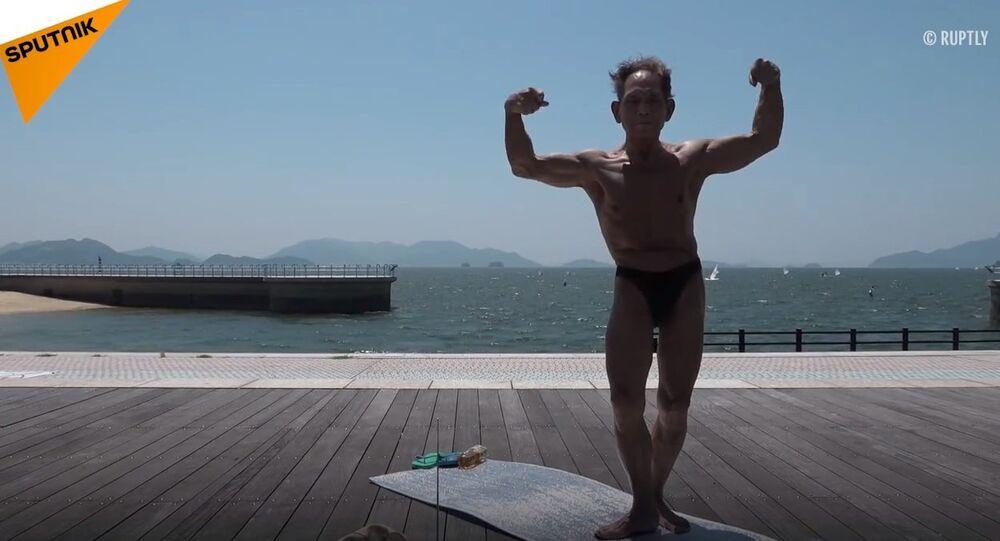 Meet 82 Years Old Bodybuilder