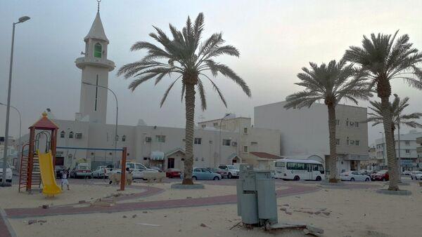 Sand and Wind in Saudi Arabia - Sputnik International