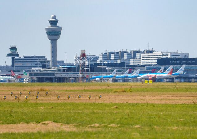 A view of Schiphol International Airport in Amsterdam, Netherlands August 6, 2018