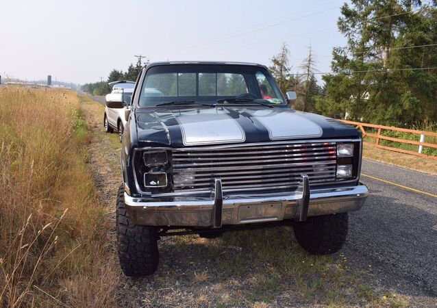 A driver of a 1986 Chevy K-10 was arrested for being allegedly involved in a deadly hit-and-run accident