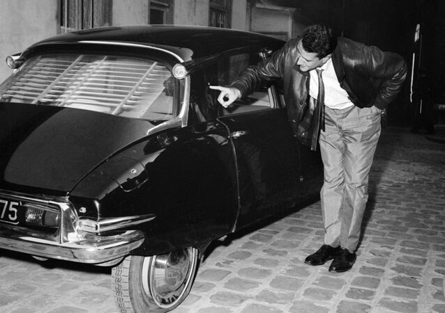 De Gaulle escaped an assassination attempt in this car on Aug. 22, 1962