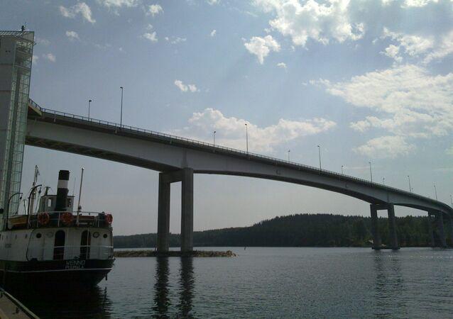 Bridge in Finland
