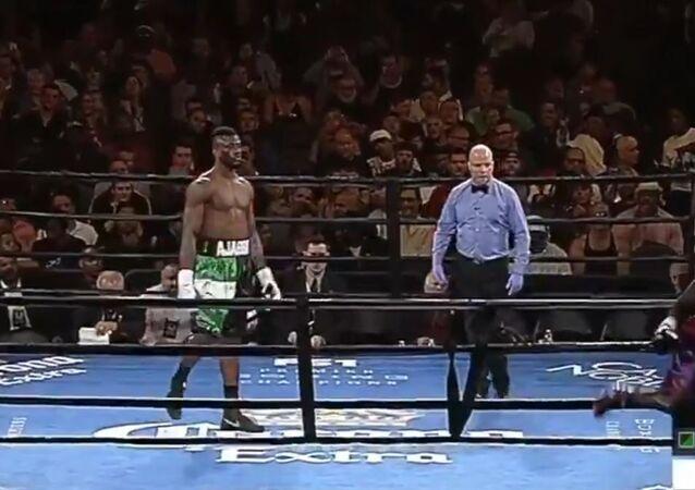 Curtis Harper vs Efe Ajagba