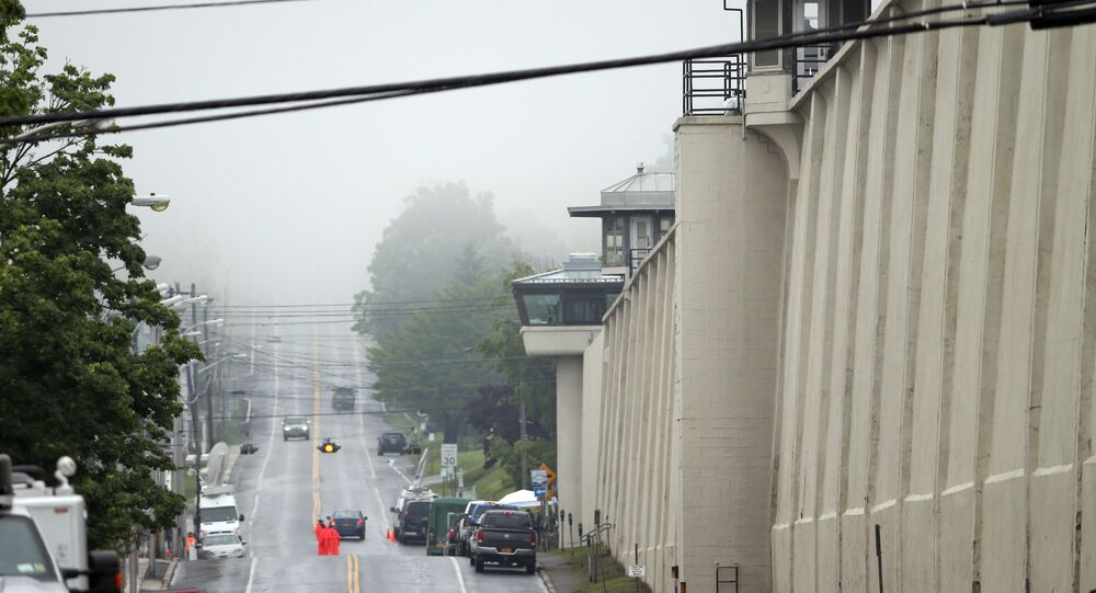 Clinton Correctional Facility, Dannemora, N.Y.