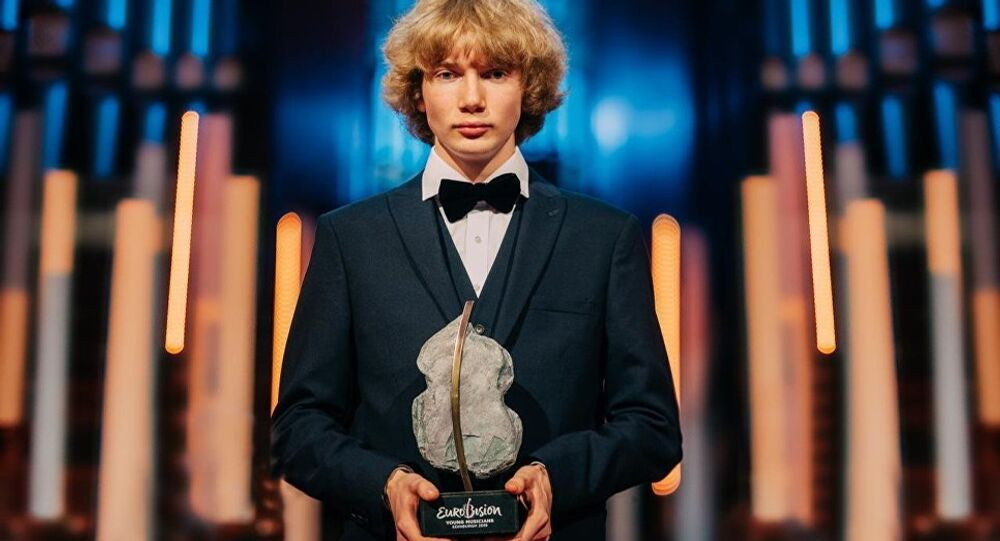 Bessonov Brings Russia Victory at Classical Music Eurovision in Edinburgh