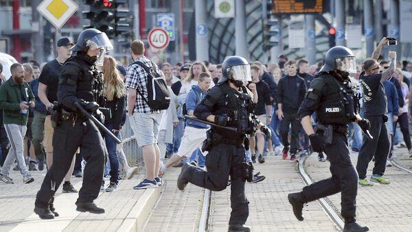 Germany Anti-Migrant Protests After Killing - Sputnik International