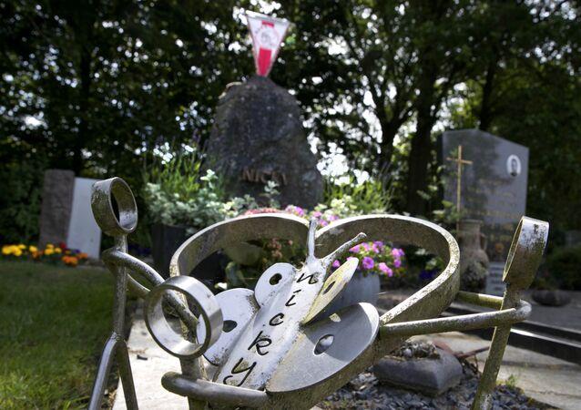 Nicky Verstappen Grave, Limburg MARCEL VAN HOORN / ANP / AFP