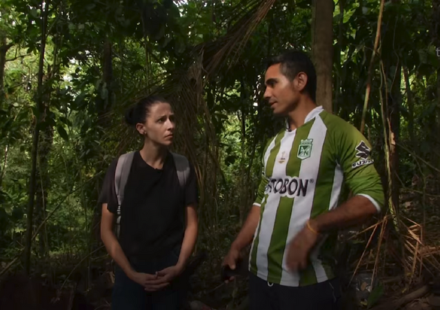 Empire Files host Abby Martin on the Front Lines of US Drug War in Colombia.