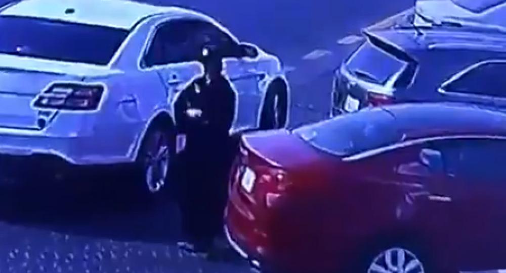 Saudi's 'First Female Car Thief'